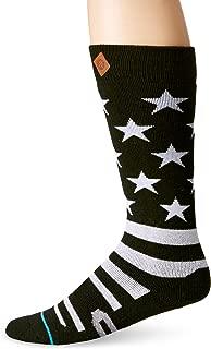 Mens Stars And Bars Socks