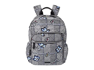 Vera Bradley Performance Twill Campus Backpack (Bedford Plaid) Backpack Bags