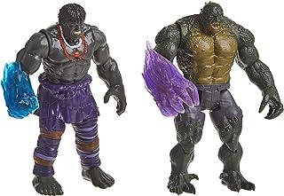 Marvel Avengers Empaque de 2 Figuras de Acción de 6 Pulgada