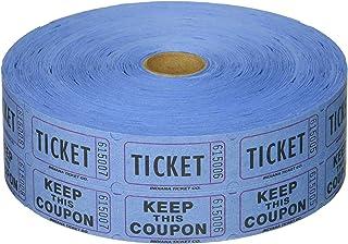 Best Blue Double Raffle Ticket Roll 2000 Review