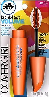 CoverGirl LashBlast Waterproof Mascara, Black 830, 0.44 - Ounce Packages (Pack of 3)