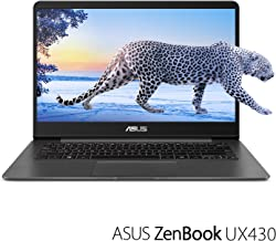 "ASUS ZenBook 14 Thin and Light Laptop - 14"" Full HD WideView, 8th gen Core i7-8550U Processor, 16GB DDR3, 512GB SSD, Backl..."