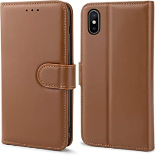 Best leather iphone x case wallet Reviews