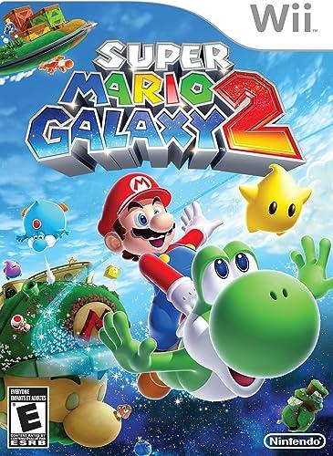 Super Mario Galaxy 2 Wii (Nintendo Wii) (NTSC)