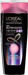 L'Oreal Paris Hair Care 2-in-1 Advanced Nutri-Gloss, 12.6 Fluid Ounce