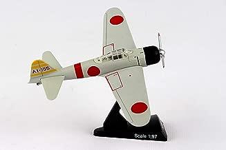 Daron Worldwide Trading Postage Stamp A6M2 Zero 1/97 Ijnas Carrier Akagi 1 Airplane Model