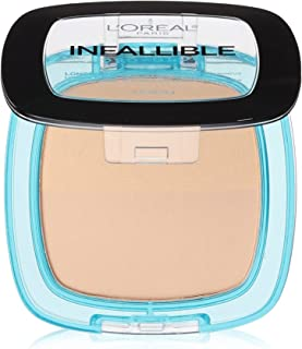 L'Oréal Paris Infallible Pro Glow Pressed Powder, Natural Beige, 0.31 oz.