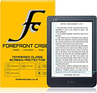 Forefront Cases Screen Protector for Kobo Nia, Tempered Glass - 2 Pack - Kobo Nia Screen Protector - 9H Scratch Resistant,...