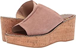 Dusty Rose Velutto Suede Leather
