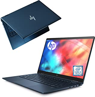HP 東京生産 ノートパソコン インテル Core i5 8GB 256GB SSD 13.3インチ フルHD タッチディスプレイ Windows10 Home HP Elite Dragonfly(型番:7WK09AV-ASGD)