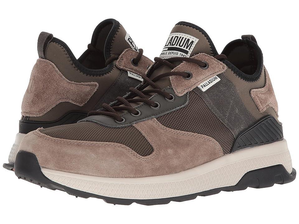 Palladium Ax Eon Army Runner (Major Brown/Beluga/Black) Men