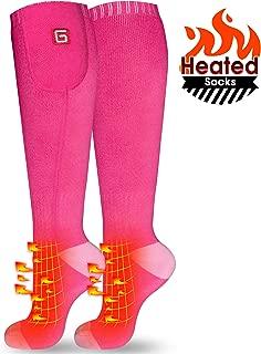 Women Men Heated Socks Rechargeable Heating Socks Electric Socks Sailing Socks