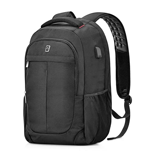 86f1a6baf96 Laptop Backpack, Sosoon Business Travel Anti-Theft 15.6-Inch Casual  Rucksack with USB