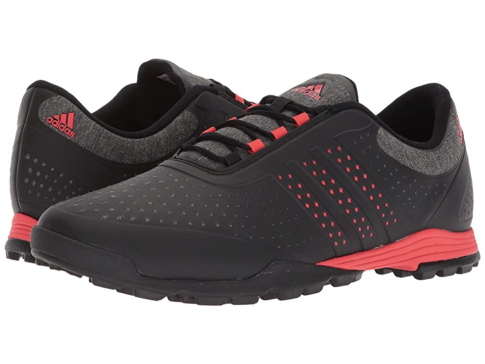 adidas Golf Adipure Sport (Core Black/Real Coral/Core Black) Women
