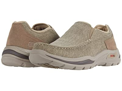 SKECHERS Arch Fit Motley Rolens (Tan) Men