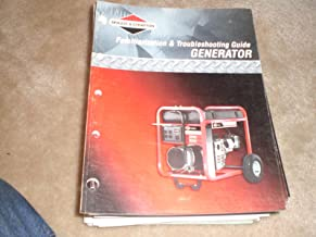 Familiarization & Troubleshooting Guide for Generator