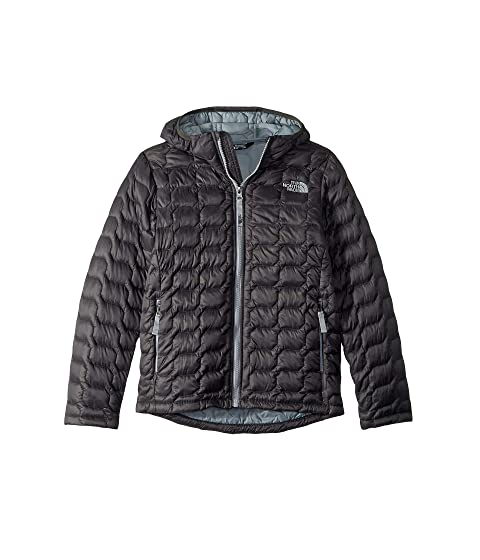 ea83f7a81049 The North Face Kids ThermoBall™ Hoodie (Little Kids Big Kids) at Zappos.com