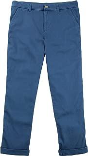J. Crew Women's Slim-Fit Boyfriend Chino Pants Size 8 in Blue