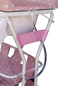 Baby Diego Bathinette Deluxe, Pink