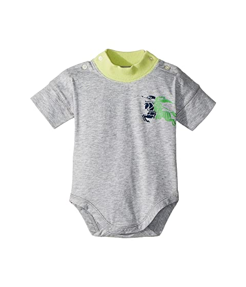 Burberry Kids Coral ACABW Top (Infant)