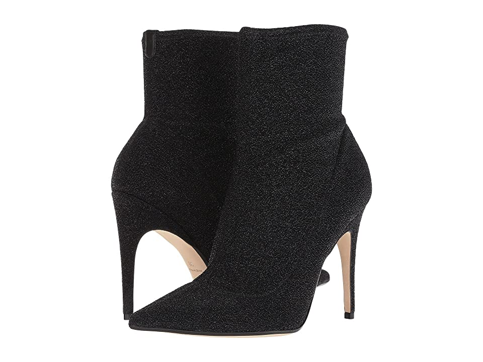 Sergio Rossi A81710-MTEE20 (Black Lurex) High Heels
