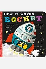 How It Works: Rocket Board book