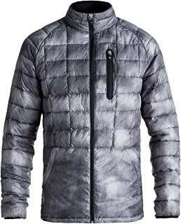 Quiksilver Men's RELEASE JACKET Insulated Jacket (pack of 1)