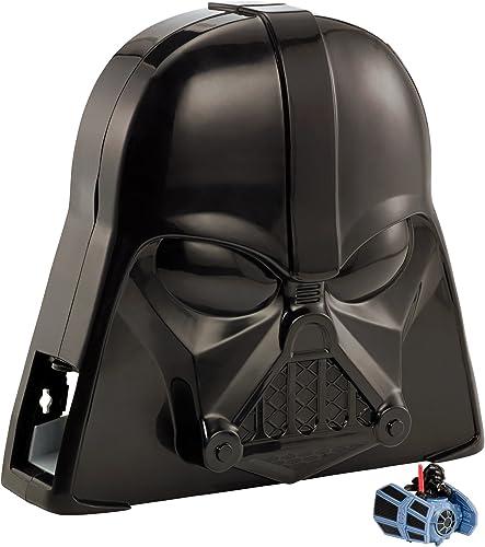 comprar nuevo barato Hot Hot Hot Wheels Star Wars Pista de Coches de Juguete Darth Vader (Mattel FNJ19)  en venta en línea
