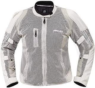 Can-Am Spyder New OEM Ladies Summer Mesh Jacket Large Beige, 4406380902