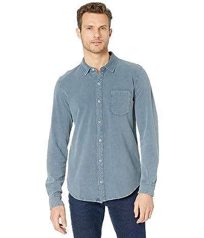 Mod-o-doc Windandsea Long Sleeve Button Front Shirt (Faded Plank) Men