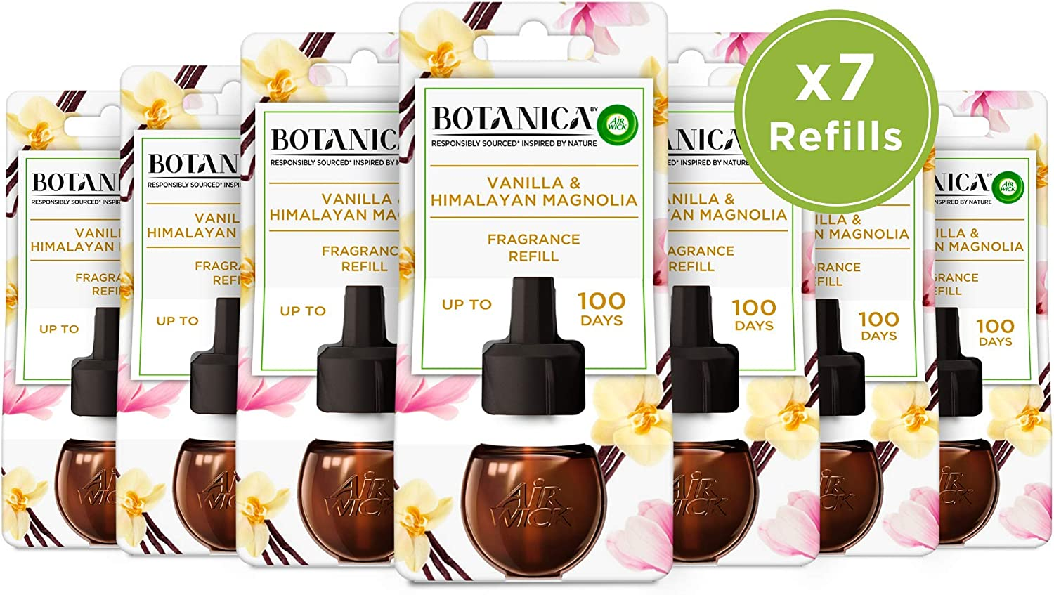 Botanica by Air Max 62% OFF Wick Scented Oil for Va Popular overseas Plug Electrical Diffuser