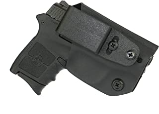 negative cant holster