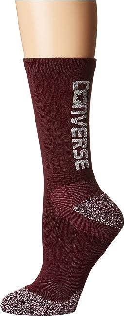 Converse - Ultra Performance Crew Socks 1-Pack
