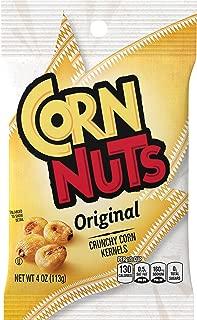 Corn Nuts Original Crunchy Corn Kernels (4 oz Bags, Pack of 12)
