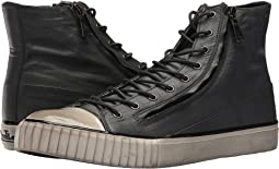 John Varvatos - Double Zip Mid Top