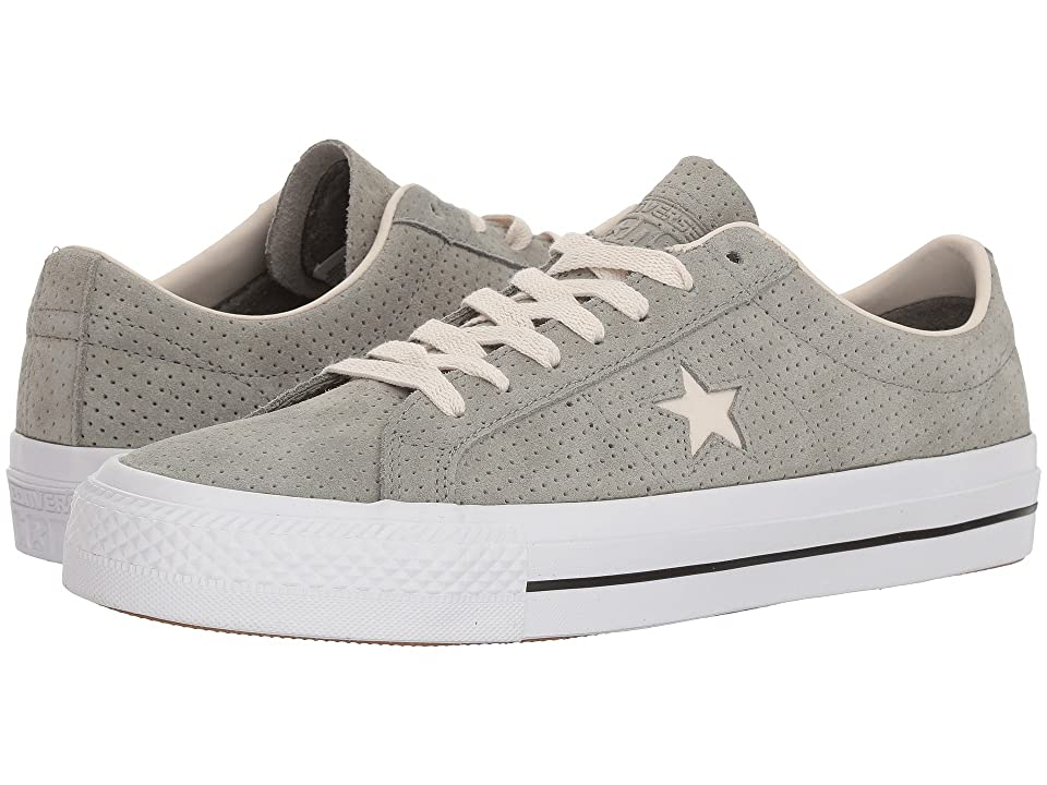 Converse Skate One Star Pro-Ox (Dark Stucco/Driftwood/White) Men