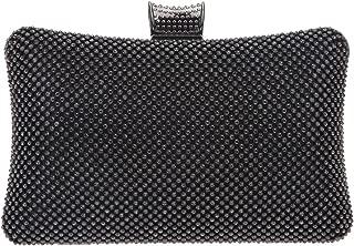 Fawziya Big Evening Bags For Women Rhinestone Crystal Clutch Bag