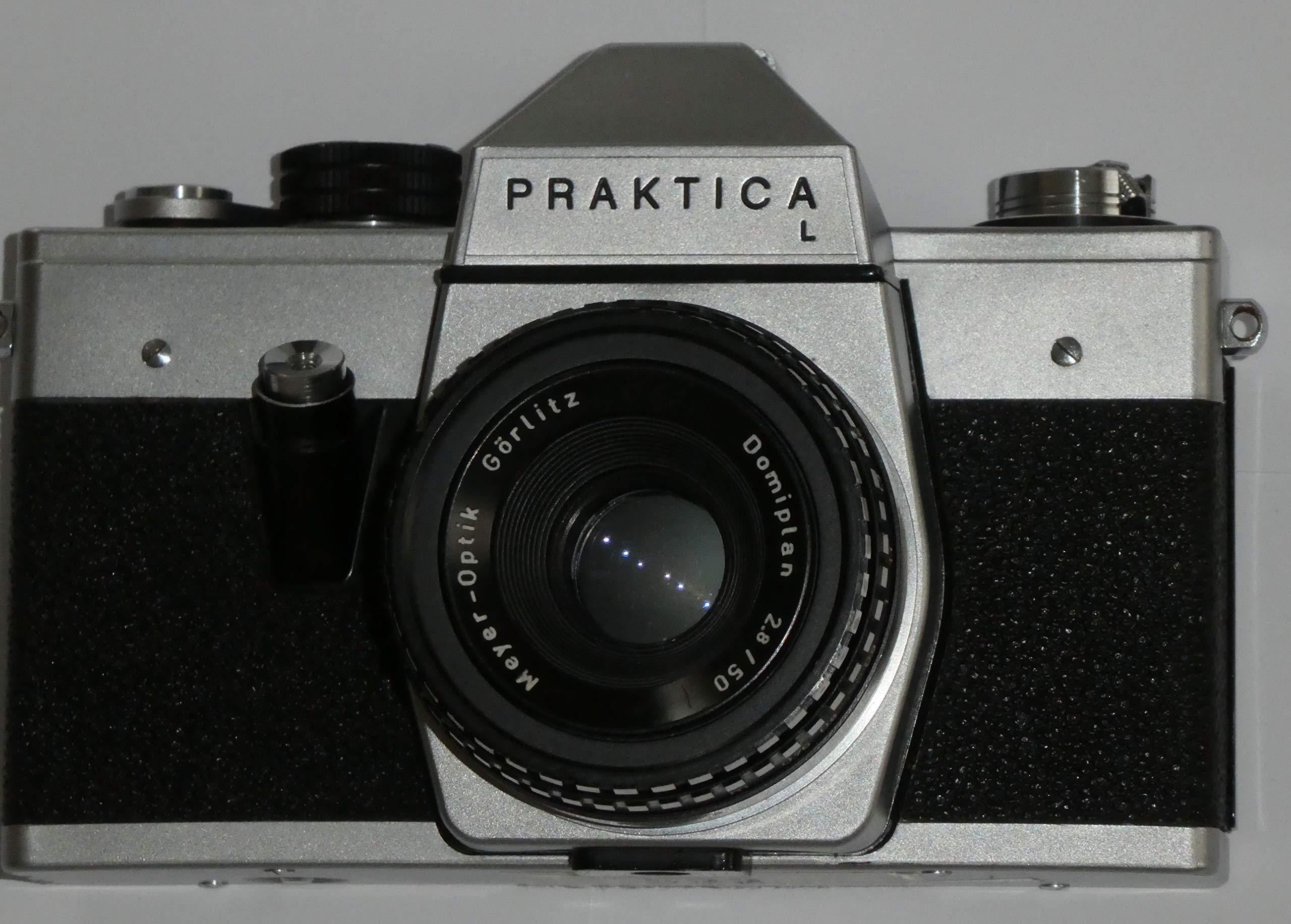 PENTACON MADE IN GDR DDR PRAKTICA L INKL. Meyer-Optik Görlitz ...