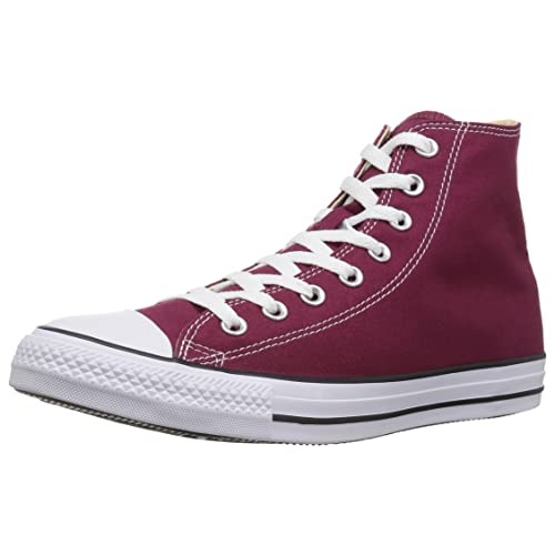 bb25bc28050df1 Converse Unisex Chuck Taylor All Star Canvas Hi-Top Trainers