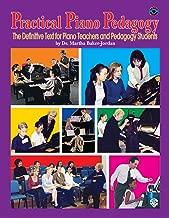 Best practical piano pedagogy Reviews