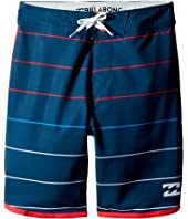 Billabong Kids - 73 X Stripe (Big Kids)