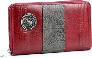 The Coop Game of Thrones House Targaryen Ladies Wallet