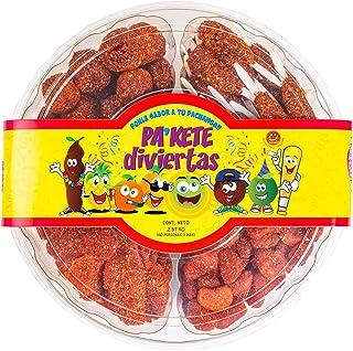 Surtido de dulces de tamarindo 100% natural con chilito (PA'KETE DIVIERTAS) PARA 60 PERSONAS O MÁS