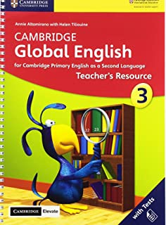 Cambridge Global English Stage 3 Teacher's Resource with Cambridge Elevate: for Cambridge Primary English as a Second Language
