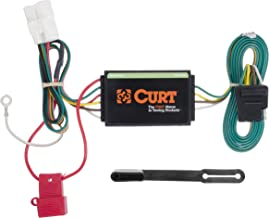 CURT 56040 Vehicle-Side Custom 4-Pin Trailer Wiring Harness for Select Subaru Forester, Outback, Sport, XV Crosstrek