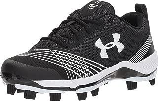 Women's Glyde TPU Softball Shoe, Black