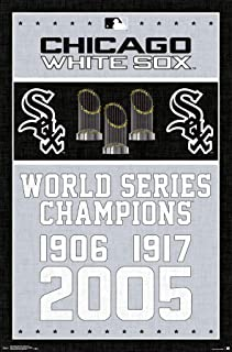 Trends International MLB Chicago White Sox - Champions Wall Poster, 22.375