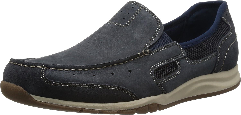 Men's Clarks Slip On shoes Ramada Spanish