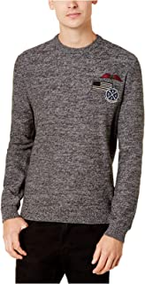 Men's Patches Sweater