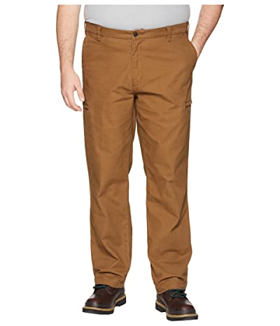 Dockers Big Tall Utility D3 Cargo Pants (Tobacco) Men